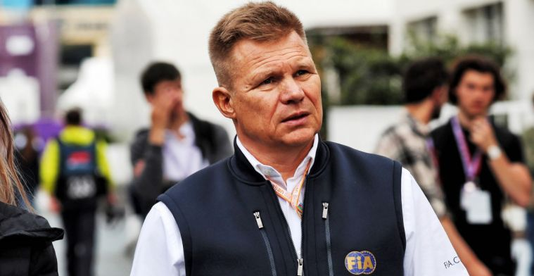 Salo defends decision: 'With Verstappen I received death threats for a year'