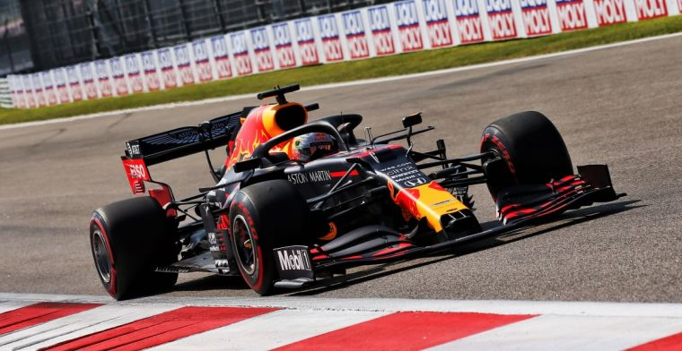Horner explains the difference with Mercedes on straights in Sochi
