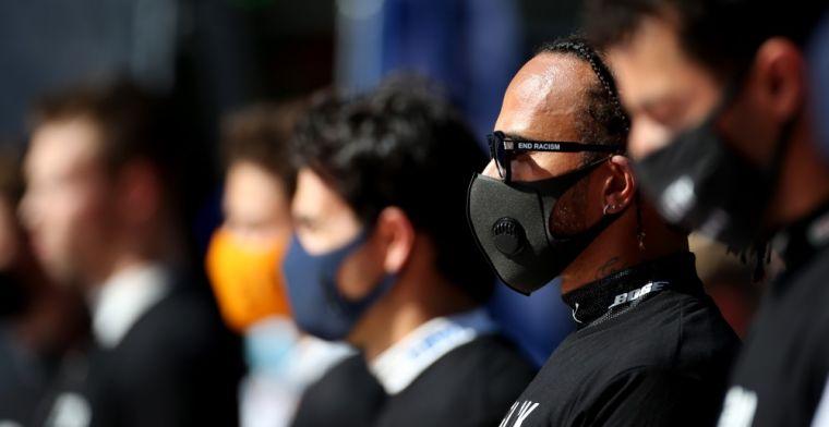 F1-racedirecteur Masi verwerpt beschuldigingen Hamilton