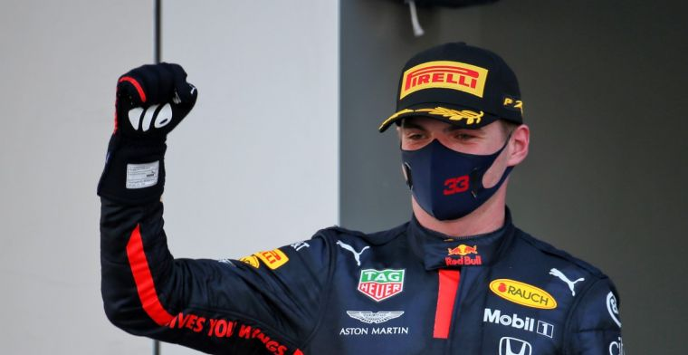 Rapportcijfers GP van Rusland: Verstappen top, Albon flop