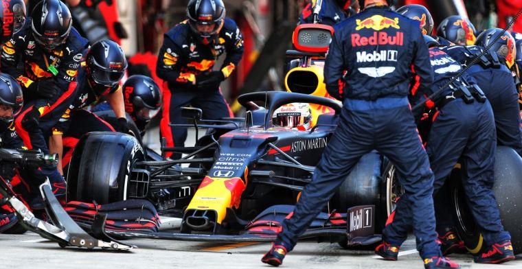 Cijfers voor de teams na Rusland: Net geen perfecte dag voor Mercedes