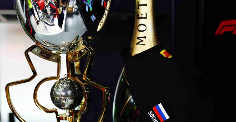 This is how the F1 International media reacted to the Russian Grand Prix