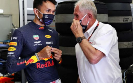 Wat is Red Bull van plan met Albon?