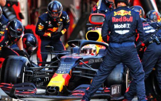 Pionier Red Bull gebruikt zeer efficiënt middel voor razendsnelle pitstops