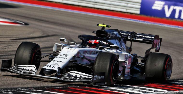 Tost: 'Om deze reden verloor Gasly het van de langzamere Ferrari'