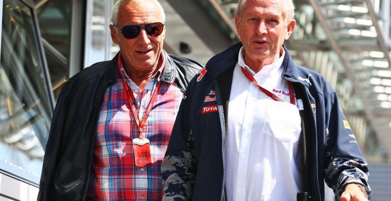 Tweede coureur bij Red Bull: 'Zou dolgraag Hulkenberg naast Verstappen zetten'
