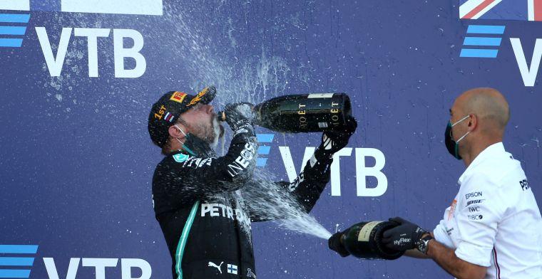Mercedes verbreekt nu al het eerste record van de legendarische Ferrari-periode