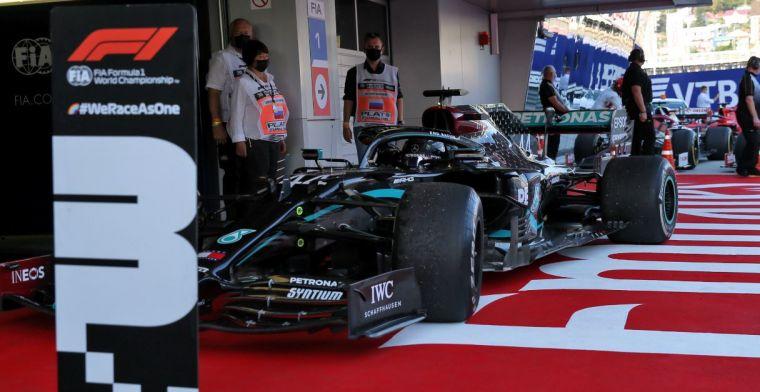 'Verstappen heeft geluk gehad, Hamilton had hoger kunnen eindigen in Rusland'