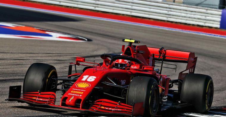 De upgrades die Ferrari meebracht naar Rusland onder de loep