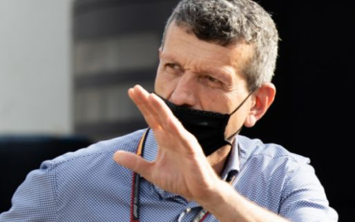 Steiner done with nagging Grosjean: