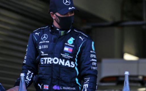Mercedes wil penalty's voorkomen: 'Willen ze geen enkele aanleiding meer geven'