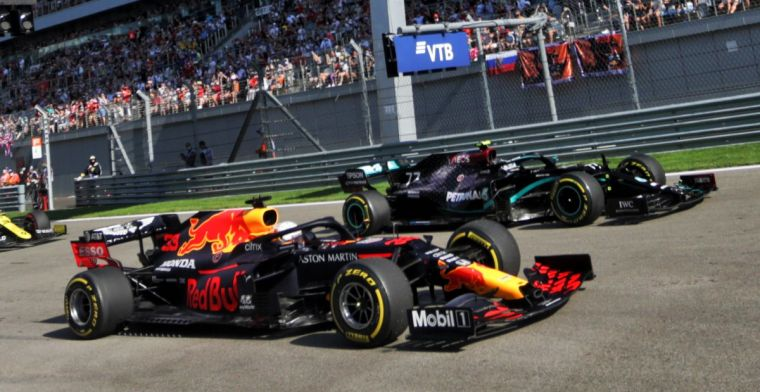 Power Rankings: Fight with Verstappen is back on after mistake Hamilton