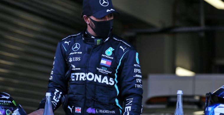 Hamilton dives into the regulations: I don't want to give them any more reason