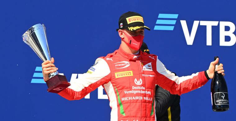Ferrari geeft talenten de kans: Schumacher krijgt nog een test in 2020