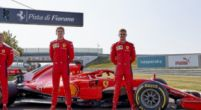 Image: Three young drivers experience an 'unforgettable' day in a F1 car