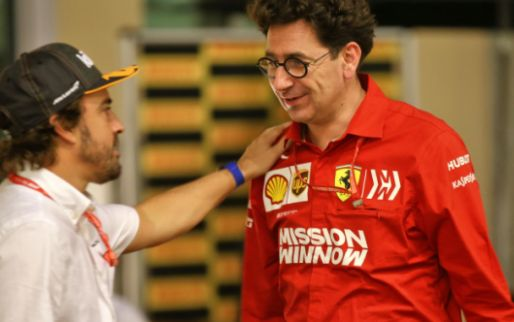 Alonso points to Ferrari: ''We both didn't have the right car''