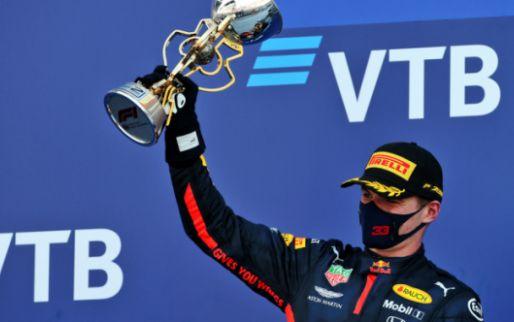 'Verstappen reed niet op de limiet tijdens GP Rusland'