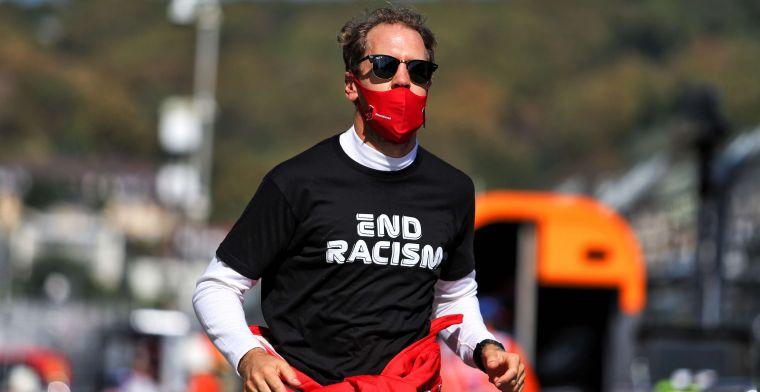 Onrust binnen Ferrari neemt toe: 'Hij had de snelheid niet om in te halen'