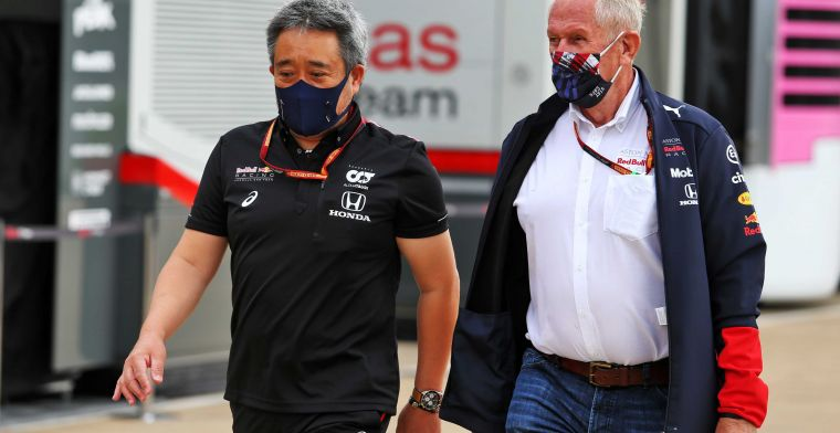 Honda leave Formula 1: 'want to focus more on this'