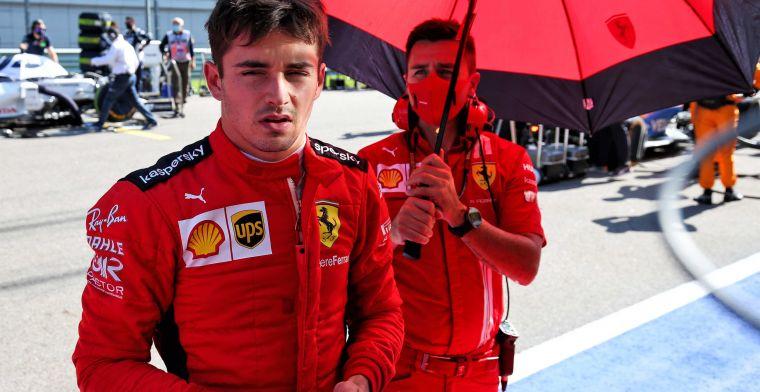 Leclerc moet een voorbeeld nemen aan Verstappen: 'Moet dat net zo doen'