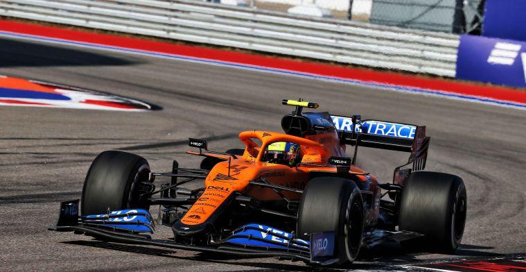 Seidl blij met nieuwe McLaren-neus: En dat is de richting die we opgaan
