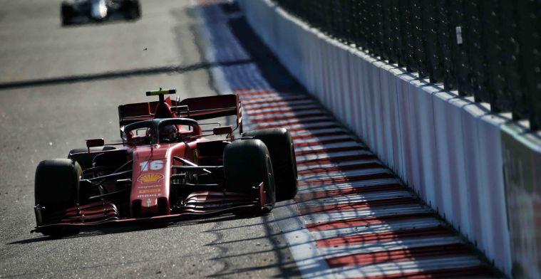 'Als Ferrari nu progressie boekt, kunnen ze nog vechten voor de derde plek'