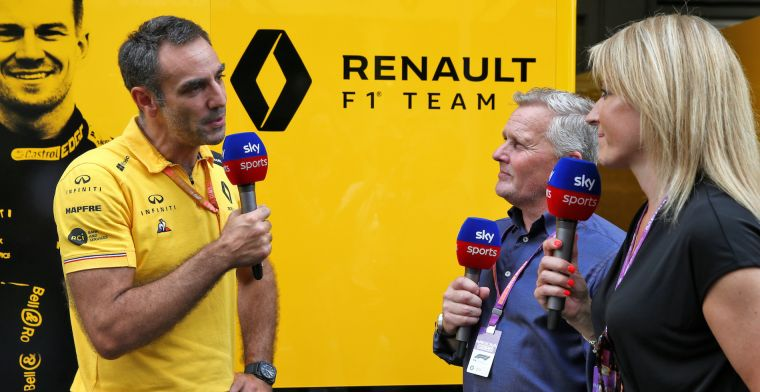 Abiteboul denounces marketing Formula 1: 'Failing to get the message across'.