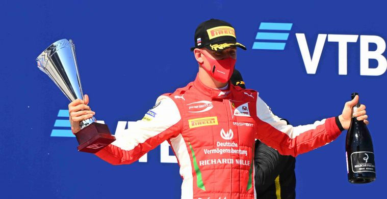'It's incomprehensible if Mick Schumacher doesn't drive in F1 from 2021'