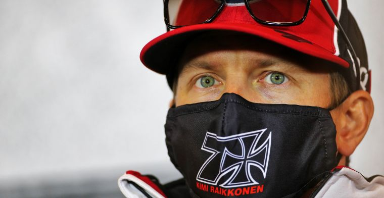 Raikkonen doesn't know anything: 'I've never had such an option in my contract'