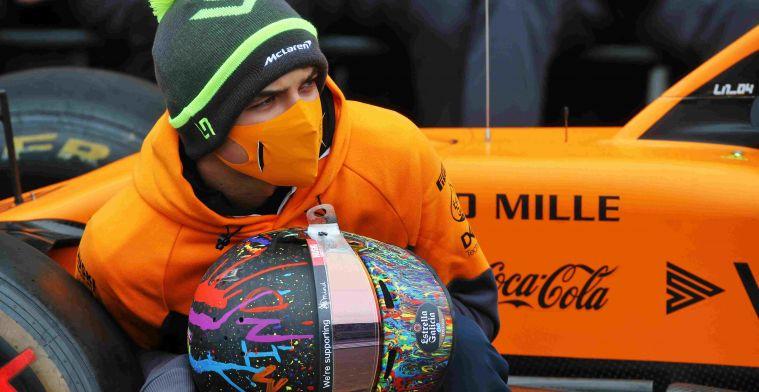 F1 haalt stream Norris offline: 'Ze zijn niet blij met je'