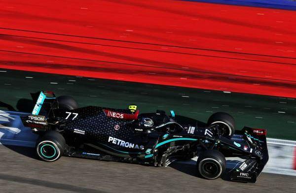 "Unwell Stroll misses final Eifel practice, Mercedes on top"""