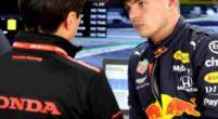 """Afbeelding: Honda: """"Wederom een sterke prestatie van Verstappen"""""""