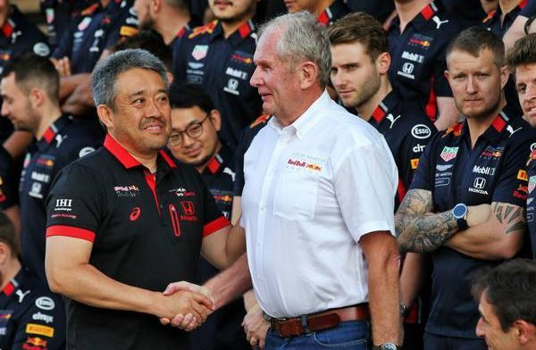 Marko confirms Red Bull's engine plans: 'Want to prepare Honda engine ourselves'