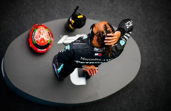 Hamilton: Have a lot of respect for them. Also for those who talk badly of me'