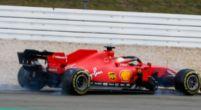 Afbeelding: Vettel maakt steeds meer fouten: 'Lijkt met zijn hoofd al ergens anders'