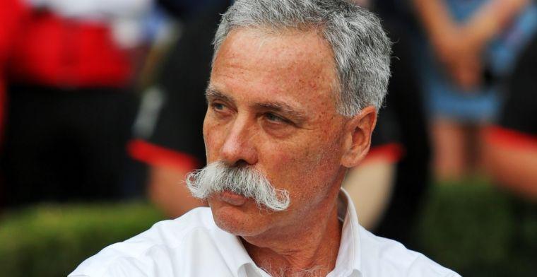 Formula 1 calendar in 2021 'closer to normal' again