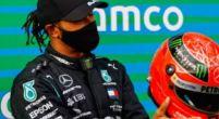 Afbeelding: Hamilton staat gelijk met Schumacher, is Albon's tijd voorbij bij Red Bull?