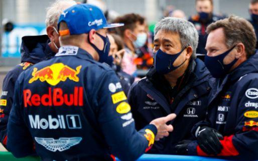 Brundle ziet onmacht Verstappen: 'Hij kon maar kort aanhaken bij Hamilton'