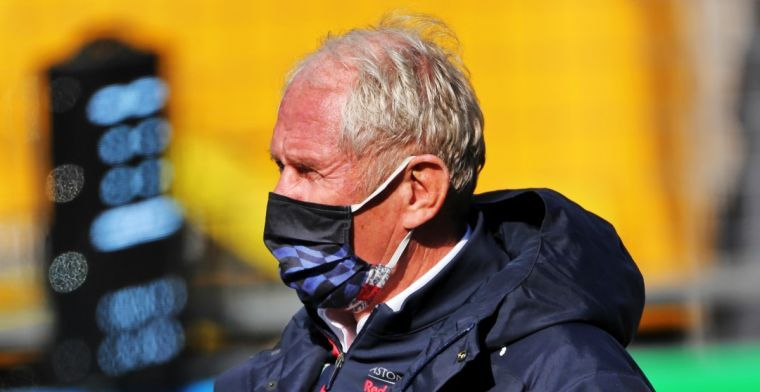 Marko pleased with the progress made at the Nurburgring