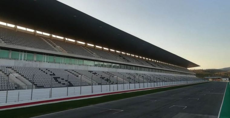 Corona causes code red in Portugal, no fans at Grand Prix?