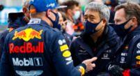 Afbeelding: Brundle ziet onmacht Verstappen: 'Hij kon maar kort aanhaken bij Hamilton'