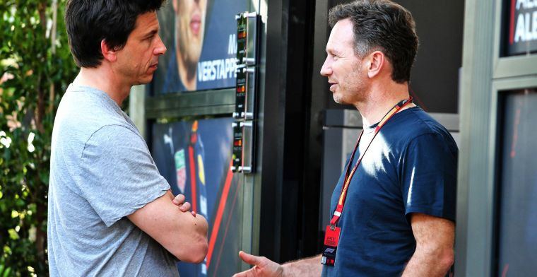 Wolff saw possibilities with Red Bull: 'Something that could be considered'