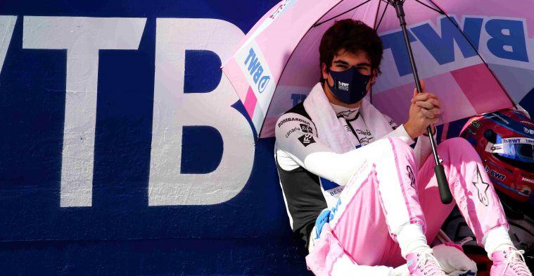 Szafnauer: 'He didn't feel well inside'