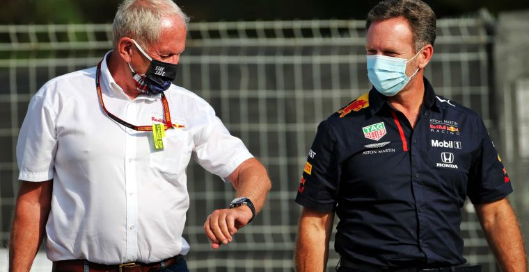 Marko finally opens up to more Red Bull Racing lagging behind in 2020