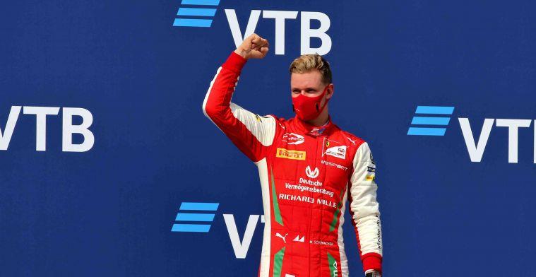 'Het was een emotioneel moment om hen in de F1-auto te zien'