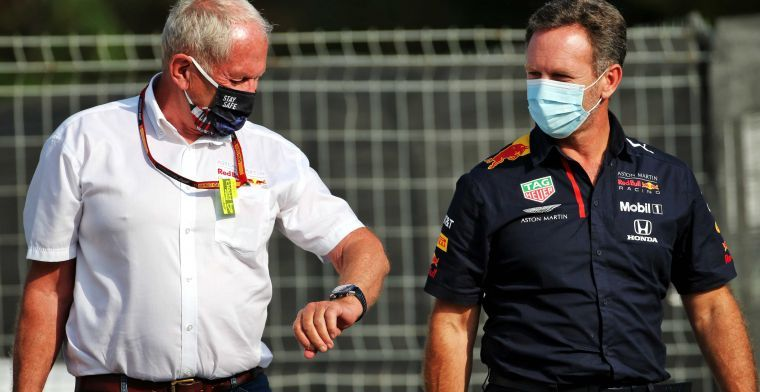 Marko does not want to say much about the possible arrival of former Mercedes man