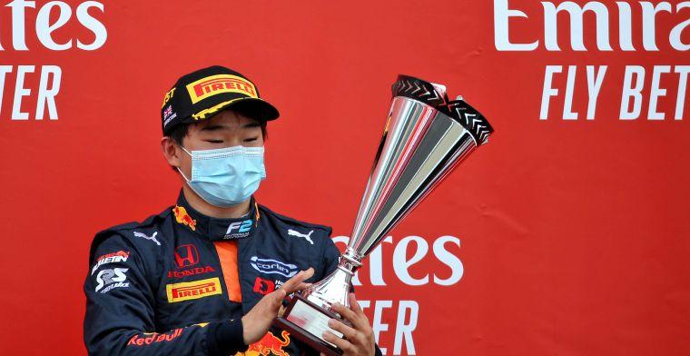 Tsunoda's team boss is sure: 'Red Bull-junior goes to AlphaTauri'