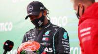 Image: Ricciardo on Hamilton: 'Easier said than done'