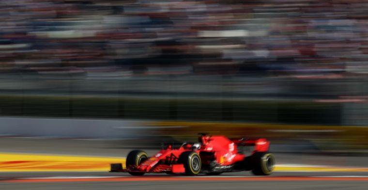 Ferrari taking steps for 2022; first crash test passed