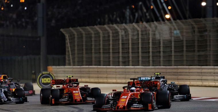 Rumour: 2021 Formula 1 calendar leaked?